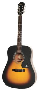 buying entry guitar epiphone