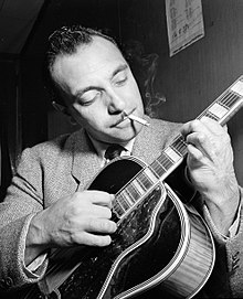 guitar roadblocks - django reinhardt