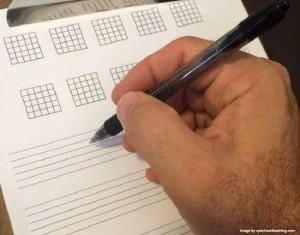 practice essentials - tab paper