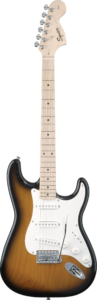 buying entry guitar strat