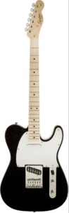 buying entry guitar tele